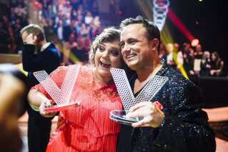 I 2015 vandt Ena Spottag 'Vild med dans' sammen med dansepartneren Thomas Evers Poulsen.