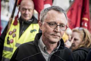 Anders Bondo. Arkivfoto