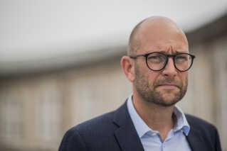 Rasmus Prehn er født i 1973 og har siddet i Folketinget i 14 år.