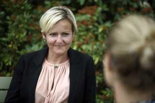 Pernille Rosenkrantz-Theil er ikke født ind i partiet, men har tidligere været medlem af Enhedslisten.