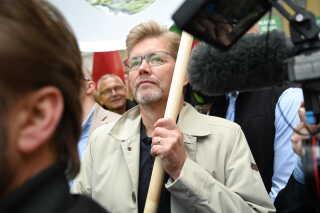Både partileder Mette Frederiksen (S), overborgmester Frank Jensen (S) og en række andre danske politikere deltog ved klimamarchen i København.