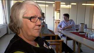 Social-og sundhedshjælper Heidi Gammelby ville selv være ked af at gå med ble