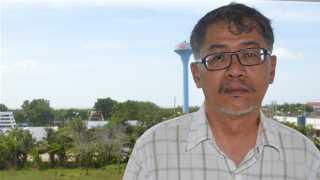 Srisompob Jitpiromsri, direktør for den lokale organisation Deep South Watch