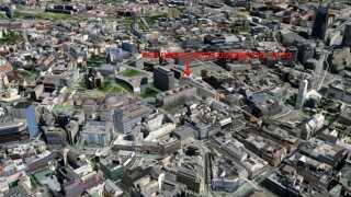 Her ramte eksplosionen Oslos regeringskvartalet kl. 15.20.