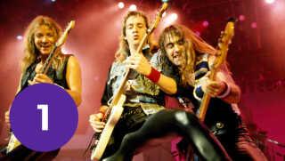 Iron Maiden i 1980'erne
