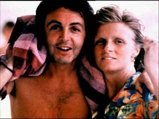- Linda McCartney skulle være med ham alle vegne, siger Ivan Pedersen om ægteparret Paul og Linda McCartney. Billedet her er fra 1978.