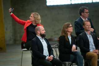 DR1 sendte onsdag den 22. maj den sidste store tv-debat i forbindelse med EP-valget fra Pakhus 53 på Københavns Nordhavn.