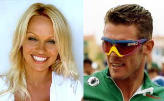 Den italienske sprinter Mario Cipollini kørte i 1999 med et billede af Pamela Anderson på cykelstyret, da han håbede, at det ville øge produktionen af det mandlige kønshormon testosteron i hans krop. Antidoping-myndighederne valgte at undlade at slå ned på hændelsen.