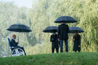 James McAvoy er tilbage i rollen som professor Charles Xavier.