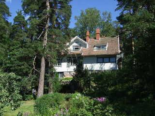 Ainola kaldte Jean Sibelius sit hjem. I dag er det museum.