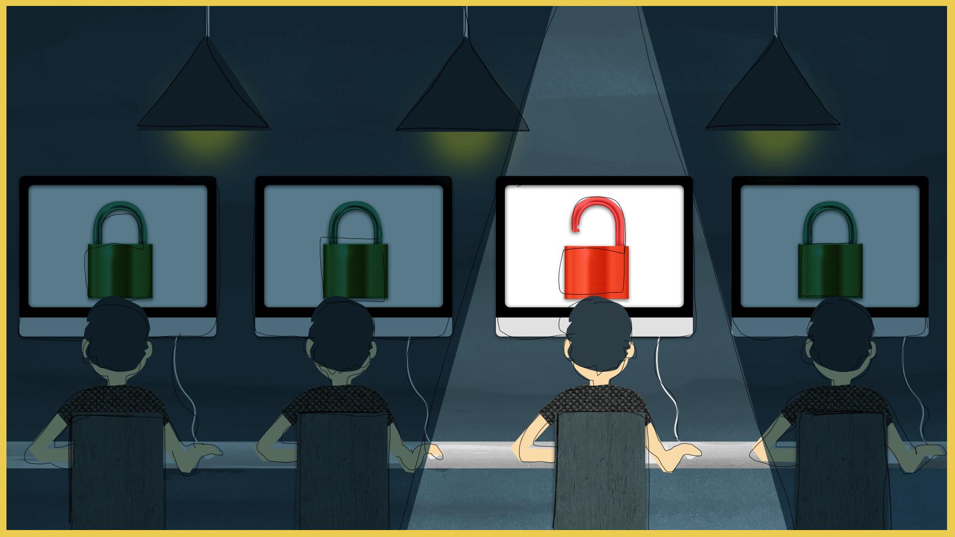 Skats hjemmeside er ikke en sikker forbindelse | Ligetil | DR
