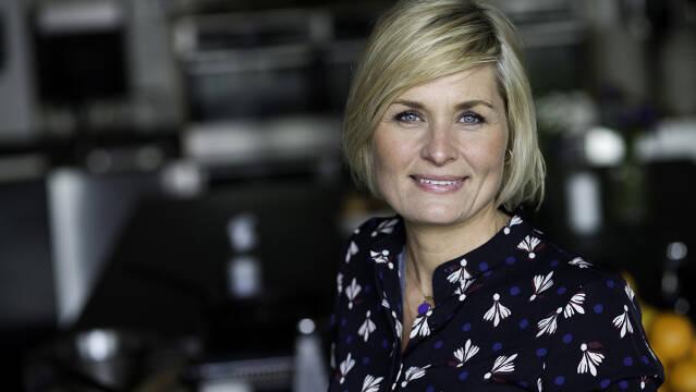 Katrine Foged Thomsen er dommer i Den Store Bagedyst