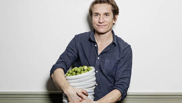 Adam Aamann laver lækre og smagfulde retter i Madmagasinet