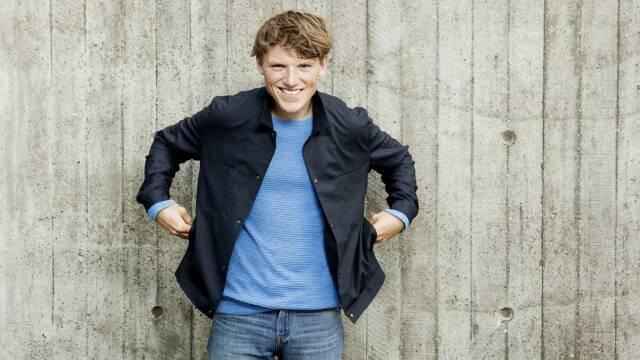 Tobias Hamann-Pedersen som elsker kager og at rejse