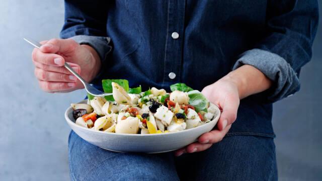 Billede af Jamie Oliver pastasalat