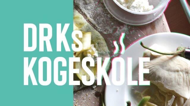 Logo fra DR Ks kogeskole