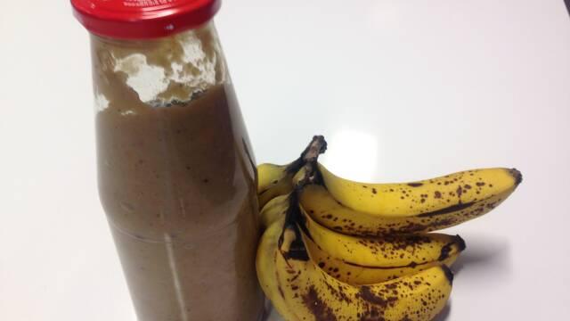 En flaske bananketchup