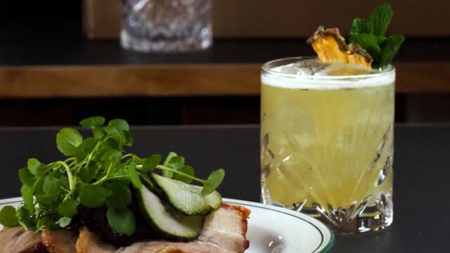 cocktail til flæskesteg