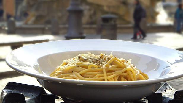 Billede af Cacio e pepe - pasta med peber og parmesan