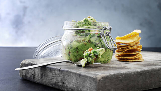 Guacamole i glas