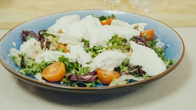 friskost på salat
