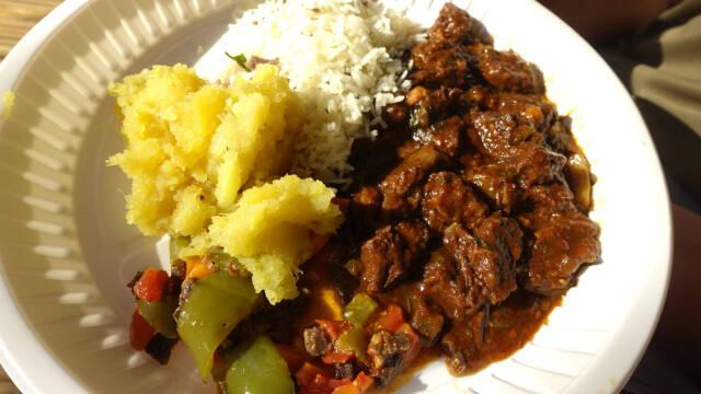 gryderet med ris og mos