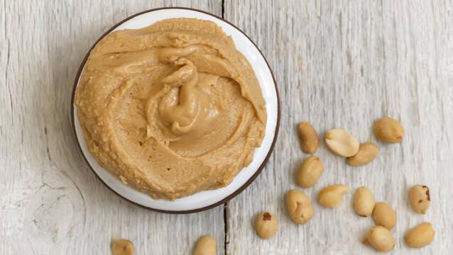 Cremet og lækkert peanutbutter