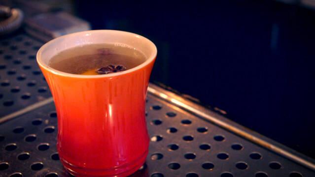 En kop varm toddy