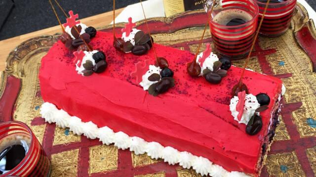 Roulade med aroniabær