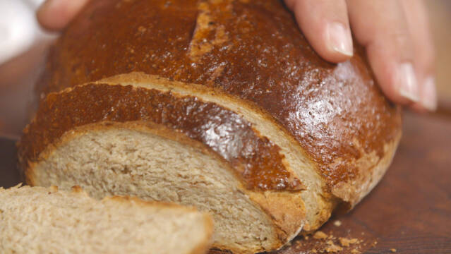 brød i skiver