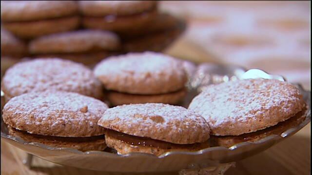 Biscotti med mandel - opskrift | Mette Blomsterberg | Mad | DR