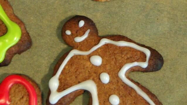 Kagefigurer julesmåkager