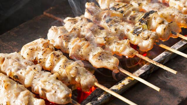 Yakitori - japanske grillspyd