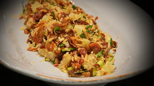 Billede af Pomelo-salat