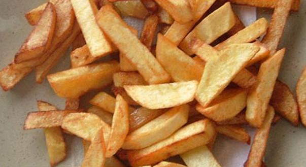Billede af pommes frites