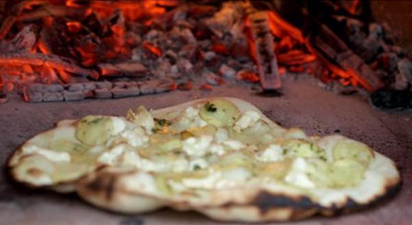Billede af Prices sprøde kartoffelpizza