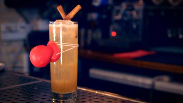 Drink med rød næse - Rudolph Collins
