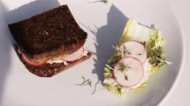 Rugbørdsmad med makrel