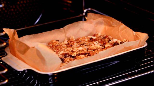 Honningkage i ovn