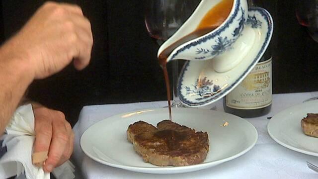 Brun sauce til en god bøf