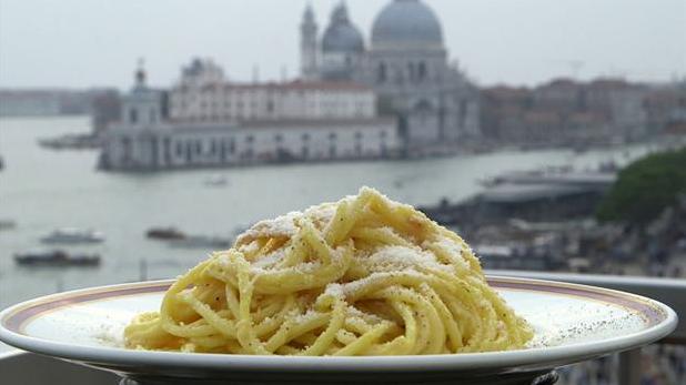 Billede af spaghetti Danieli
