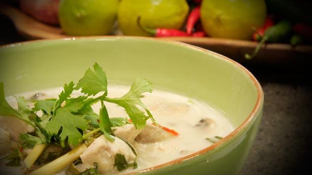 Thai Kylling I Wok Opskrift Jamie Oliver Dr Mad Dr