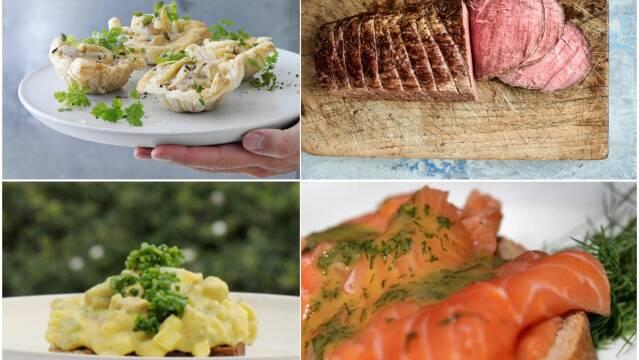 Brødrene Prices bedste retter til påskefrokostbordet | Mad | DR