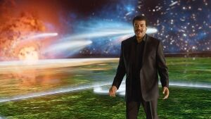 Kosmos serien på  DR