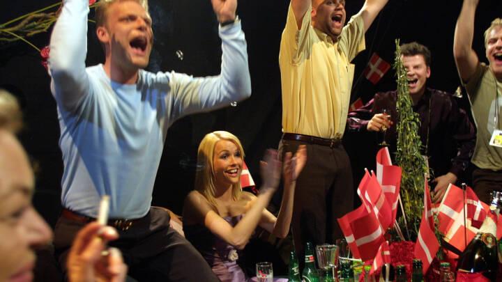 20-års-dag for Eurovision i Parken: Melodi Grand Prix har altid kunnet levere et godt drama