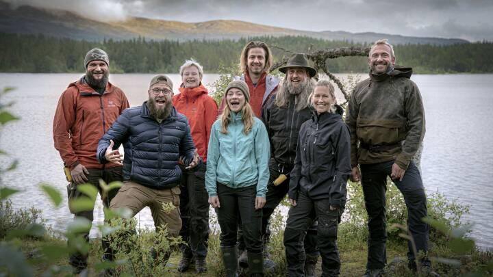 DR1 søger deltagere til en eventuel 6. sæson af 'Alene i vildmarken'