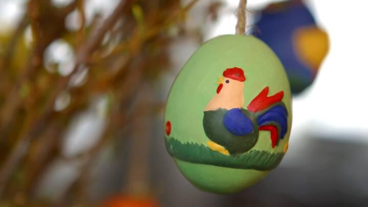 DR sender fra 8 gudstjenester i påsken – og tager fat på traditioner med æg