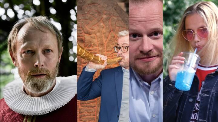 DR samlede danskerne om det vigtige i 2018