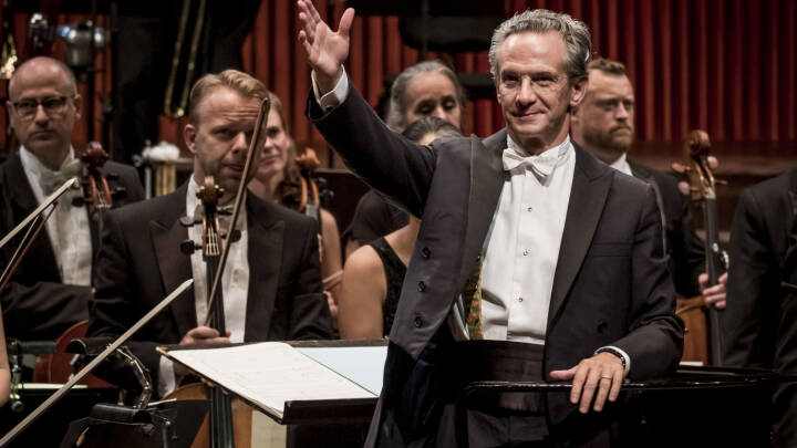 DR Symfoniorkestret skriver kontrakt med legendarisk pladeselskab