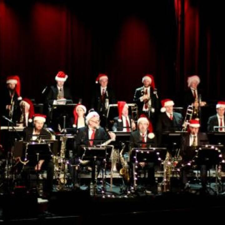 DR Big Band -  Merry Christmas Baby